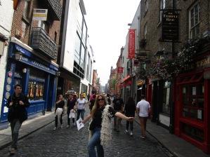 Dublin, Ireland booksigning June 2016