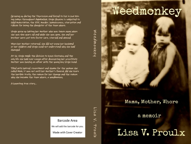 WEEDMONKEY FULL SIZE BOOK COVER REVIEW