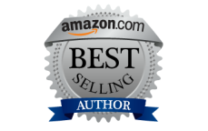 AMAZON BESTSELLING AUTHOR SEAL SILVER