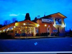 "My ""family's"" restaurant in Gubbio, Italy"