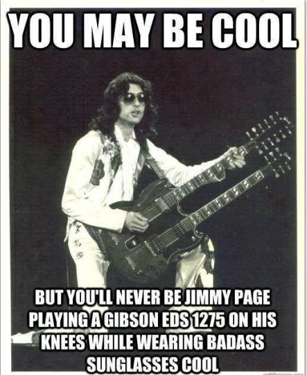 JIMMY PAGE COOL