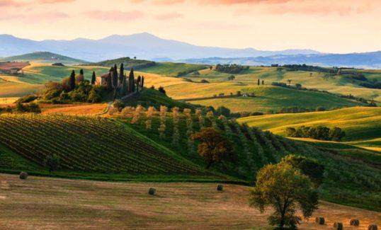 Tuscany, Italy 2015