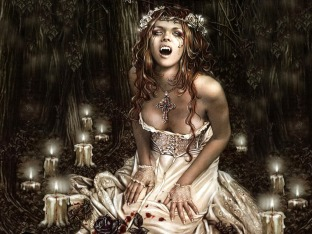 VAMPIRE GIRL by Victoria France 2 - Copy