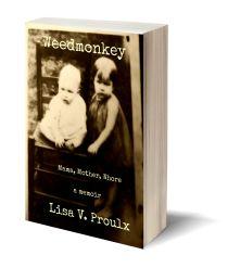 Weedmonkey 3D book cover