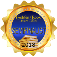 GOLDEN BOOK AWARD SEMIFINALIST MEDAL 2018