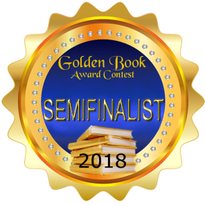 GOLDEN BOOK AWARD SEMIFINALIST MEDAL 2018