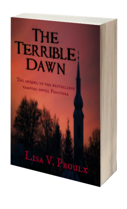 The Terrible Dawn 3D Book 500 x 705